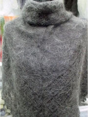 Пуховая косынка (арт. P-9130)