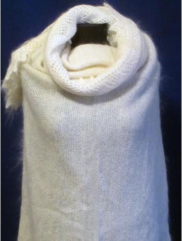Пуховая шаль (P-4553)
