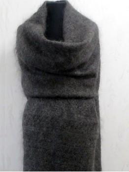 Пуховая шаль (P-8095)